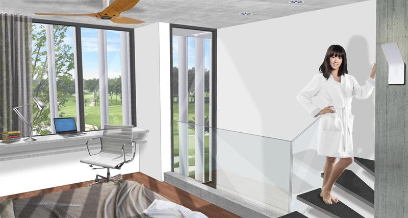 bedroom level 2