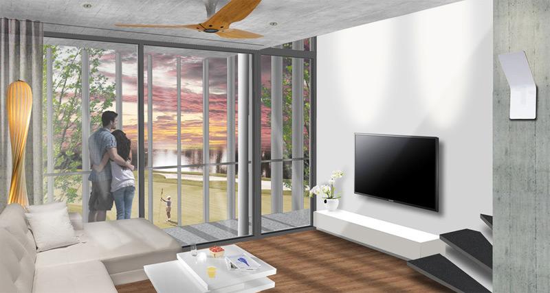 livingroom level 1